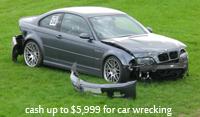 Cash for car wrecking in Melbourne