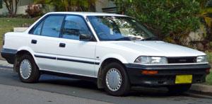 Subaru car wrecker Eumemmerring