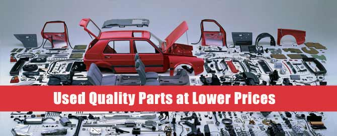 quality used parts Melbourne