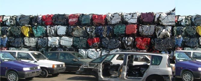 sell my car for recycling
